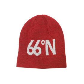 66° North 66°N Fisherman's Cap scarlet/ash grey